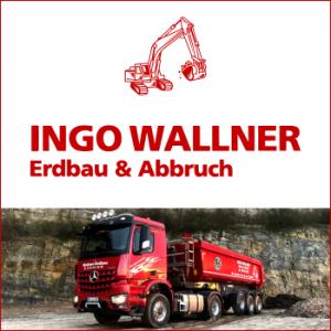 Ingo Wallner Abbruch